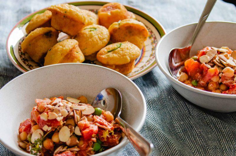 Jalepeno Cornbread Muffins