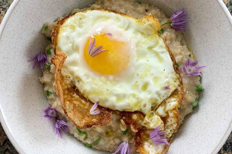 3 Savoury Porridge Ideas